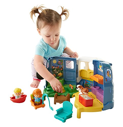 Fisher-Price Little People Songs & Sounds Camper (Campers compare prices)