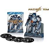 Pacific Rim/パシフィック・リム コレクターズ・エディション 輸入盤 Blu-ray+3D+DVD ジプシー・デンジャー・ケース