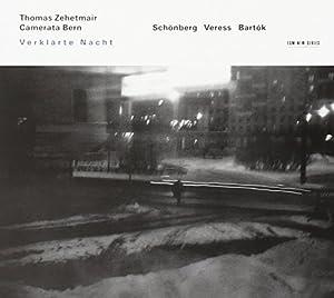 La Nuit transfigurée (version pour orchestre à cordes) / 4 danses transylvaniennes / Divertimento