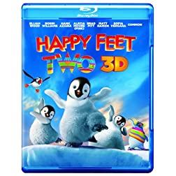 Happy Feet Two (Blu-ray 3D / Blu-ray / DVD / UltraViolet Digital Copy)