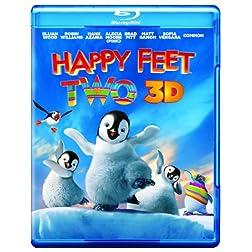 Happy Feet Two (Blu-ray 3D / Blu-ray / DVD / UltraViolet Digital Copy)
