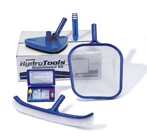 Swimline Hydro Tools 8610 Premium Pool Maintenance Kit