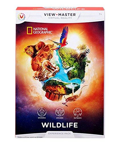 View-master - Pack experiencia: naturaleza (Mattel DLL71)