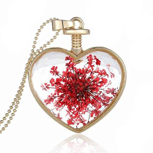 Tonsee-Women-Dry-Star-Heart-Glass-Wishing-Bottle-Pendant-Necklace