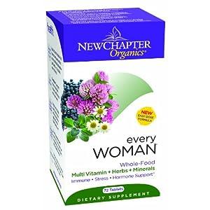 新章维生素海淘:New Chapter 新章女性综合维生素片