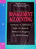 Management Accounting: Study Guide (0132629658) by Atkinson, Anthony A.