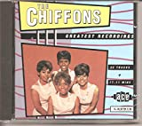 Greatest Recordings (CD) ~ The Chiffons (Artist) Cover Art