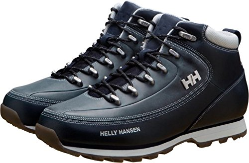 Helly Hansen - Stivali con caldo rivestimento interno, Uomo, Blu (Blau (597)), 46