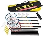 Carlton Tournament 4 Player Badminton...