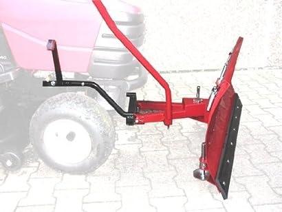 Makita Entfernungsmesser Quad : Schneeschild 100 x 40 cm passend 115 77 partner rasentraktoren id