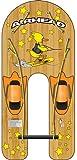 AIRHEAD AHUS-1 U-Ski Bamboo Platform Trainer