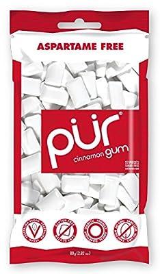 PUR Gum Aspartame Free, 2.8 Ounce