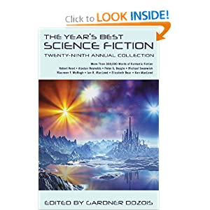 The Year's Best Science Fiction: Twenty-Ninth Annual Collection by Gardner Dozois