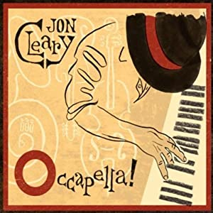 Jon Cleary - Occapella - Available on April 17th