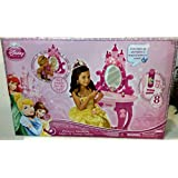 Disney Princess Sparkling Light & Sound Vanity Set