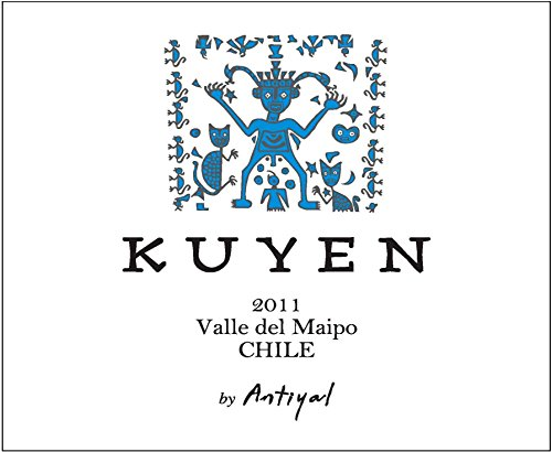 2011 Kuyen Red Blend 750 Ml