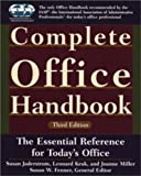 img - for Complete Office Handbook: Third Edition book / textbook / text book