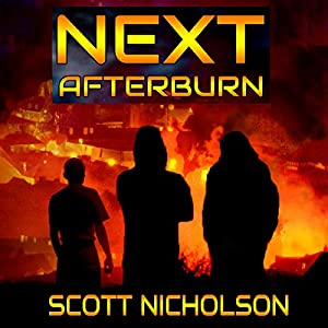 Afterburn: A Post-Apocalyptic Thriller Audiobook