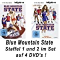 Blue Mountain State - Staffel 1+2 im Set [4DVDs]
