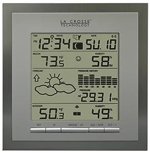 La Crosse Technology WS-9049U-IT-AL wireless forecast station with pressure