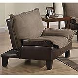 Coaster Chair-Brown