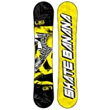 Lib Tech Skate Banana Snowboard Yellow 156 by Lib Tech