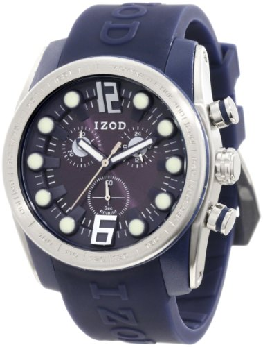 IZOD Men's IZS2/4 BLUE Sport Quartz Chronograph Watch
