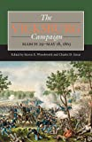 img - for The Vicksburg Campaign, March 29-May 18, 1863 book / textbook / text book