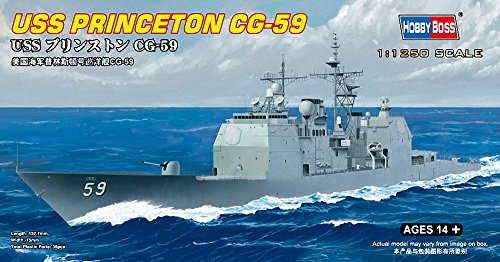Hobby Boss USS Princeton CG-59 Boat Model Building Kit