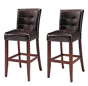 Counter Height Stools Amazon : Set Of 2 Counter Height 24
