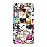 Variety Of Ladies Wear 3D Back Cover For HTC Desire 820::HTC Desire 820Q::HTC Desire 820S::HTC Desire 820G+::HTC...