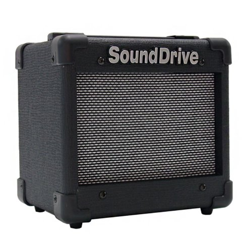 """15W(Rms) Power Guitar Amplifier 2Ch 3Eq Digital Effector(Dps) Foot S/W [Mg-15Dfx : 6 1/2"""" Speaker : 4Kg] Made In Korea (Not China) - Free Ship By Ems (Approx 5 ~ 7 Business Days)"""