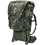 Kelty Cache Hauler Pack – One Size (Olive, 16 – 22-Inch Torso)