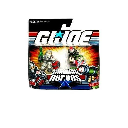 G.I. Joe Combat Heroes Wave 1 Bazooka & Firefly Figure 2-Pack