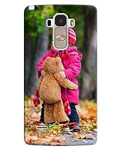 FurnishFantasy 3D Printed Designer Back Case Cover for LG G4 Stylus