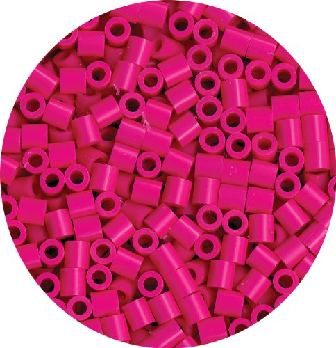 Perler Beads 1,000 Count-Pink - 1