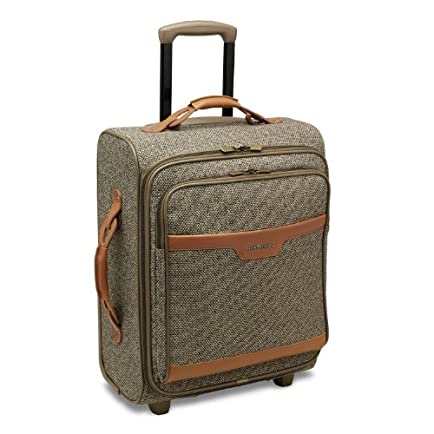 Hartmann Tweed Expandable Wide Upright Mobile Traveler
