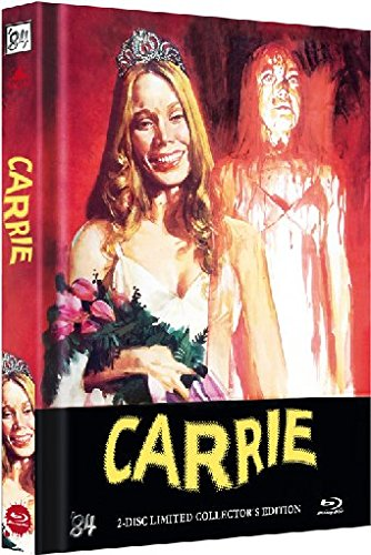 Carrie - Des Satans jüngste Tochter [Blu-ray] [Limited Collector's Edition] [Limited Edition]