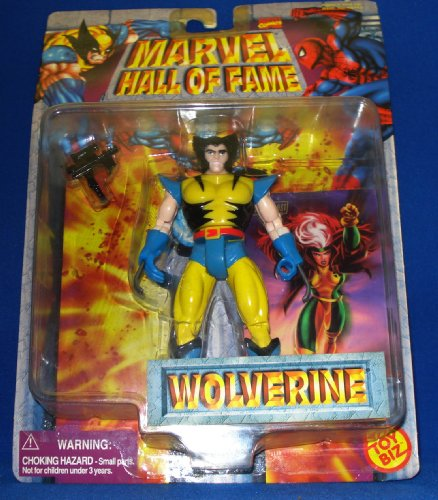 Marvel Hall of Fame : Wolverine - 1