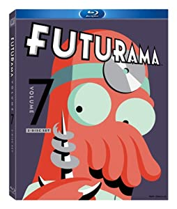 Futurama: Volume 7 [Blu-ray]