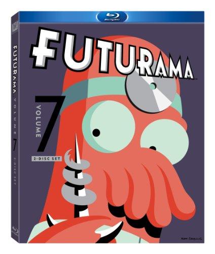 Futurama: Volume 7 [Blu-ray]