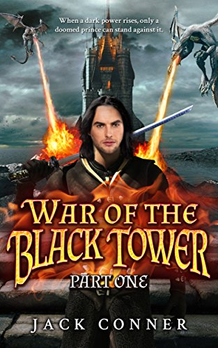 War Of The Black Tower by Jack Conner ebook deal