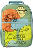 SugarBooger Zippee Lunch Tote, Road Trip