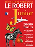 img - for Le Robert Dictionnaire Junior (French Dictionary) book / textbook / text book