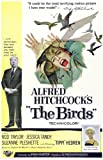 Alfred Hitchcock - NEW The Birds Huge Film PAPER POSTER measures approximately 100 x70 cm Greatest Films Collection Directed by Alfred Hitchcock. Starring Tippi Hedren, Suzanne Pleshette, Rod Taylor Classic Vintage Huge Film PAPER POSTER measures aproximately 100 x 70cm