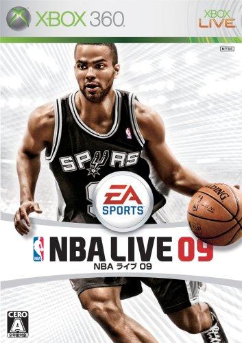 NBA Live 09 [Japan Import]