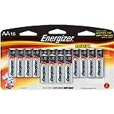 BATTERY, ENERGIZER MAX, AA 16 PK.-E91BP16F4ENE