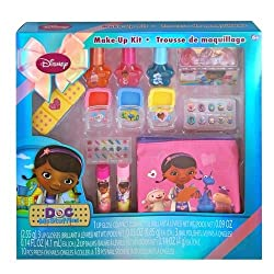 Doc Mc Stuffins Cosmetic Set Make Up Kit In Box (37 Pcs Set)