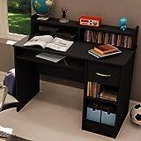 South Shore Axess Collection Desk, Black thumbnail