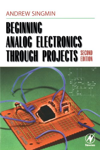 Beginning Analog Electronics Through Projects, Second Edition
